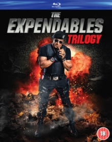 The Expendables Trilogy, Blu-ray