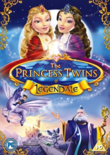 The Princess Twins of Legendale, DVD
