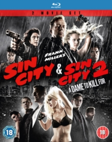 Sin City/Sin City 2 - A Dame to Kill For, Blu-ray