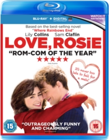 Love, Rosie, Blu-ray