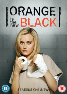 Orange Is the New Black: Season 1 and 2, DVD