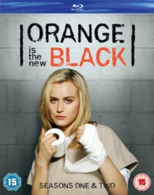 Orange Is the New Black: Season 1 and 2, Blu-ray