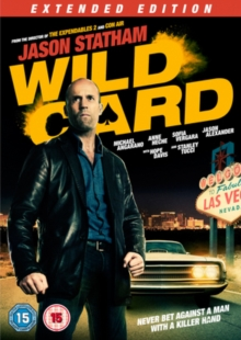 Wild Card: Extended Edition, DVD