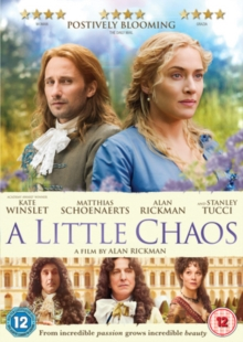 A   Little Chaos, DVD
