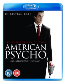 American Psycho, Blu-ray  BluRay