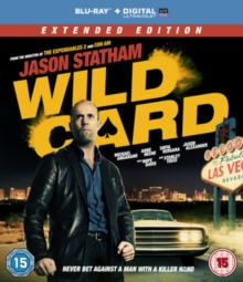 Wild Card: Extended Edition, Blu-ray