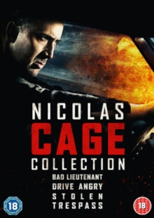 Nicolas Cage Collection, DVD
