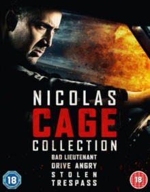 Nicolas Cage Collection, Blu-ray