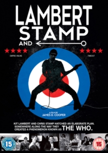 Lambert and Stamp, DVD  DVD