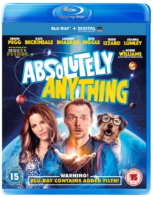 Absolutely Anything, Blu-ray