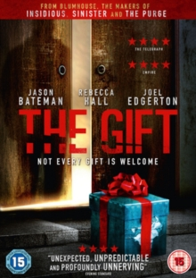 The Gift, DVD DVD