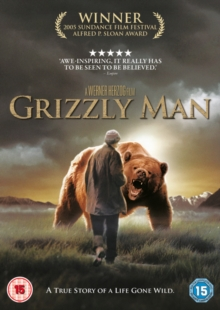 Grizzly Man, DVD