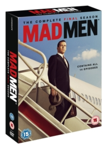 Mad Men: Complete Final Season, DVD