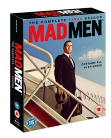 Mad Men: Complete Final Season, Blu-ray