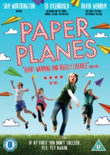 Paper Planes, DVD