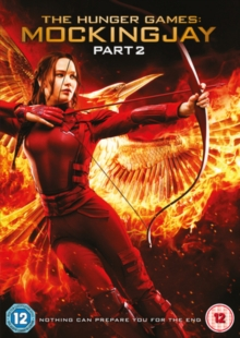 The Hunger Games: Mockingjay - Part 2, DVD