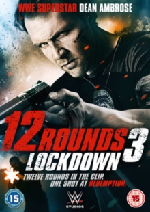 12 Rounds 3 - Lockdown, DVD  DVD