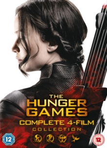 The Hunger Games: Complete Collection, DVD