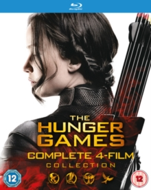 The Hunger Games: Complete Collection, Blu-ray