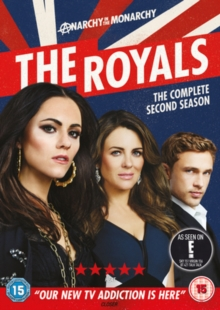 The Royals: The Complete Second Season, DVD DVD