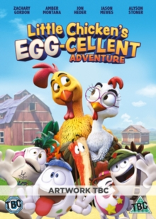 Little Chicken's Egg-cellent Adventure, DVD