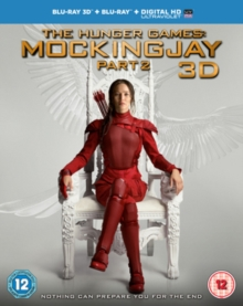 The Hunger Games: Mockingjay - Part 2, Blu-ray