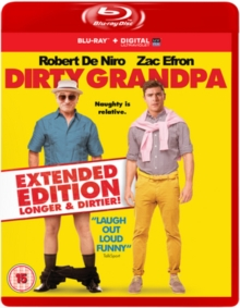Dirty Grandpa: Extended Edition - Longer and Dirtier, Blu-ray