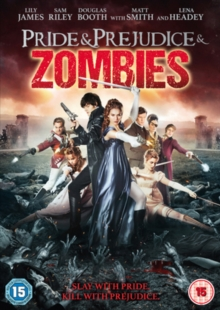 Pride and Prejudice and Zombies, DVD