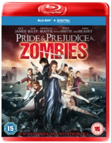 Pride and Prejudice and Zombies, Blu-ray