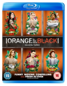 Orange Is the New Black: Season 3, Blu-ray BluRay