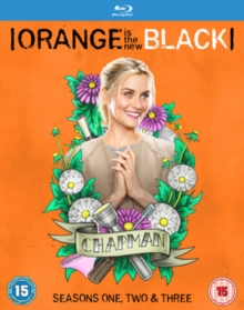 Orange Is the New Black: Seasons One, Two & Three, Blu-ray