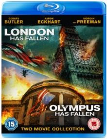 London Has Fallen/Olympus Has Fallen, Blu-ray BluRay