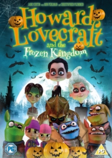 Howard Lovecraft and the Frozen Kingdom, DVD