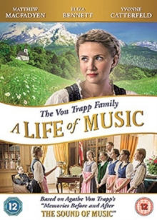 The Von Trapp Family: A Life of Music, DVD
