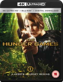 The Hunger Games, Blu-ray BluRay