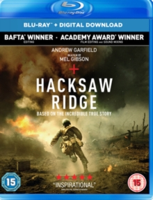 Hacksaw Ridge, Blu-ray BluRay
