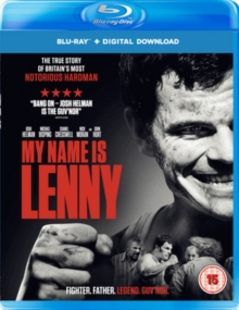 My Name Is Lenny, Blu-ray BluRay