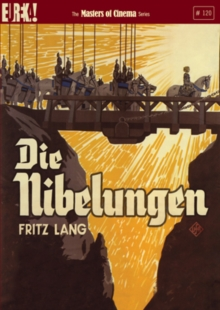 Die Nibelungen - The Masters of Cinema Series, DVD DVD