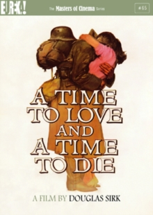 A   Time to Love and a Time to Die - The Masters of Cinema Series, DVD