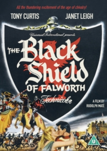 The Black Shield of Falworth, DVD DVD