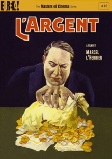 L'Argent - The Masters of Cinema Series, DVD DVD