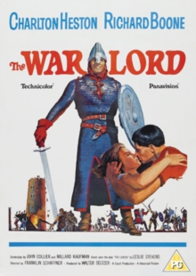 The War Lord, DVD