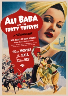 Ali Baba and the Forty Thieves, DVD