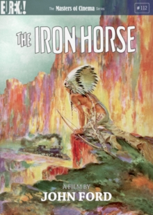 The Iron Horse - The Masters of Cinema Series, DVD DVD