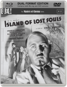 Island of Lost Souls - The Masters of Cinema Series, Blu-ray BluRay
