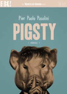 Pigsty - The Masters of Cinema Series, DVD