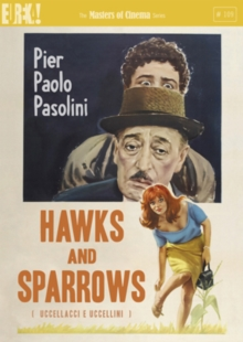 Hawks and Sparrows - The Masters of Cinema Series, DVD DVD
