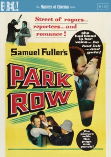 Park Row - The Masters of Cinema Series, DVD DVD