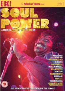 Soul Power - The Masters of Cinema Series, DVD