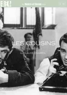 Les Cousins - The Masters of Cinema Series, DVD